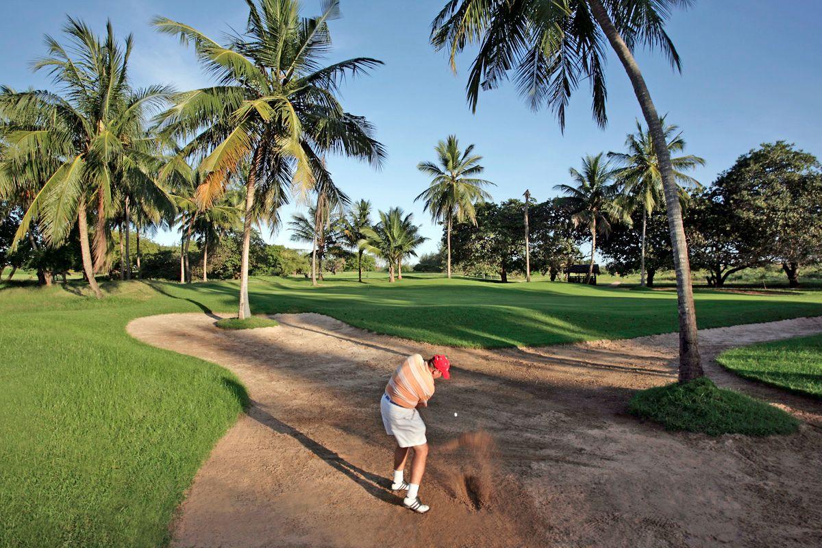 Leisure Golf Club Diani Beach